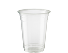 500ml BETA CLEAR PET CUP 16oz 50/PAK  20PAK/CTN