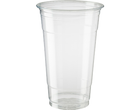 670ml BETA CLEAR PET CUP 24oz 50/PAK 12PAK/CTN