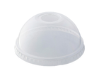 DOME LID 15oz CLEAR PET CP15DL 100/PAK 10PAK/CTN