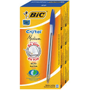 BIC BIROS MEDIUM BLUE 1/ONLY 50 /BOX