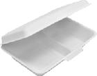 ENVIRO DINNER PACK 2 COMP. 240x150x65 25/PAK 8PAK/CTN