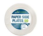 6 inch COATED PAPER PLATE CP6 150mm  50/PAK 20PAK/ CTN