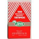 WRAPPED TOOTHPICKS 1000/PAK