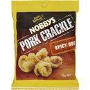 NOBBY PORKY BIT BBQ 25gm 1/ONLY 20/CTN