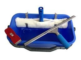 Window Cleaning Equipment + Supplies