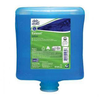 Deb Estesol Lotion Cartridge - Lightly Perfumed 2Lt
