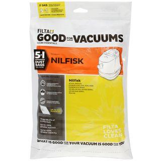 50014   Nilfisk Extreme Series Vacuum Bags 5/pack