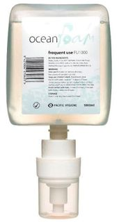 Ocean Foam Frequent Use Hand Soap - 1000ml 6 refills/case