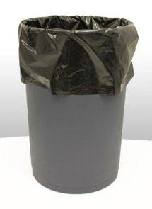 60 litre Black Rubbish Bags 50/pack