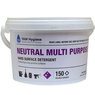 Neutral Hard Surface Detergent 150/tub