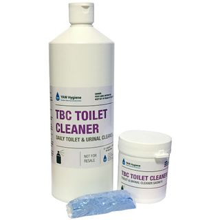 YAW TBC Daily Toilet Bowl Cleaner 5 / tub