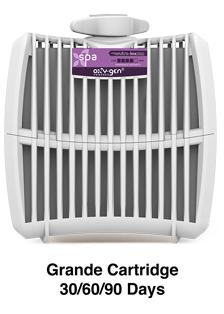 Oxygen Pro Grande Cartridge - Adore