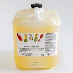 HD Lemon Dishwash Liquid - 20 litre