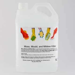 Moss and Mould Cleaners