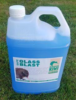 Glass Blast - Glass Mirror & Multi Surface Cleaner -5 litre