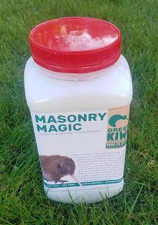 MASONARY MAGIC Oil and Grease Concrete Stain Remover 1ltr