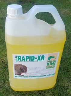 RAPID XR Carpet and Upholstery Shampoo