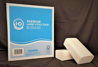 HD Premium Large V-Fold 3600