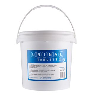 BioProtect Urinal Tablets 3 kg bucket (60 tabs approx)