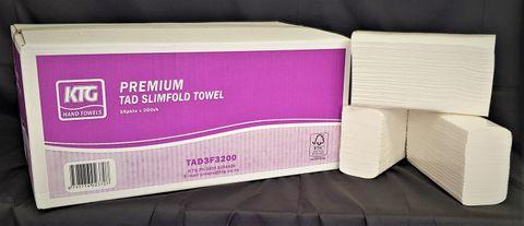 KTG Premium TAD Slimfold Towel