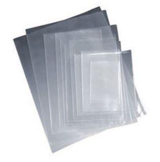 Polyethylene Bag Clear 300mm x 600mm x 70mu x 50pk