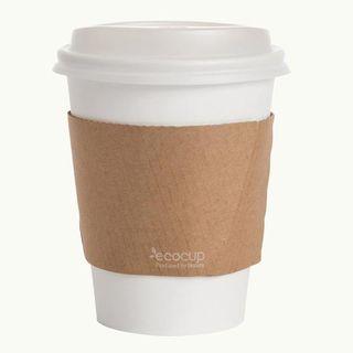 Coffee Cup Sleeve 90Mm - 100/Sleeve