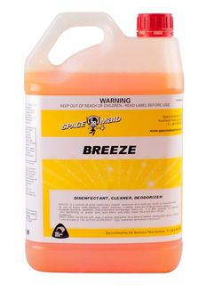 Space Breeze Disinfectant Cleaner 5lt