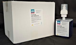 HD Foaming Antibacterial Soap Cartridge 1ltr