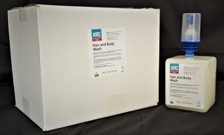 HD Liquid Hair and Body Wash Cartridge 1ltr