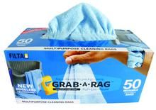 Rag replacements - Paper