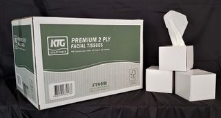 HD Premium Facial Tissues 90s x 36