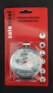 Thermometer Fridge/Freezer Dual