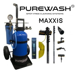 PureWash Nimbus10 Package #1 - Single Storey (H10)