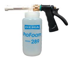 Dema 289 Profoam Hand Held Foamer (no water hose)