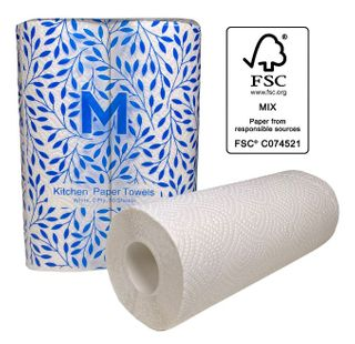 Kitchen Paper Towel 2ply, 20 per pack