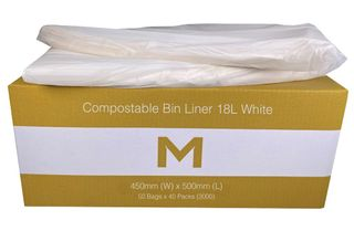 M Compostable Bags