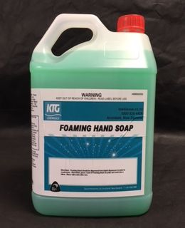 Space Foaming Hand Soap 5ltr