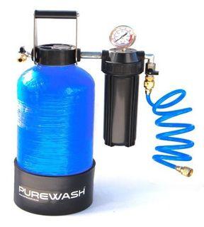 Purewash Alto10 Portable 10Ltr DI System Only