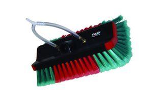 Vikan Soft Flocked Monofilament Hi-Low Brush (2 jet)