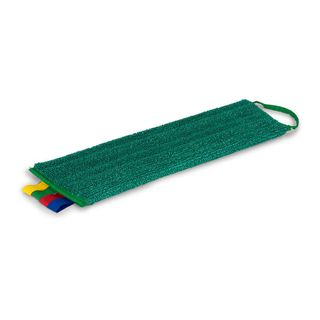 Greenspeed Twist Flat Mop Fringe Green 45cm - Wet and Dry Use
