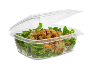 PLA Hinged Deli Containers