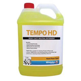 Whiteley Industrial TempoHD Neutral Detergent - 5 litre
