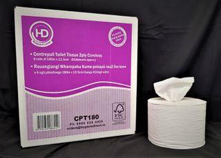 Centrepull Toilet Tissue