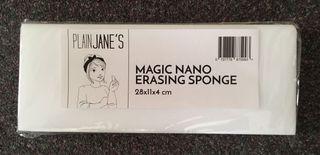 Plain Jane Magic Erasing Sponges 28x11x4cm