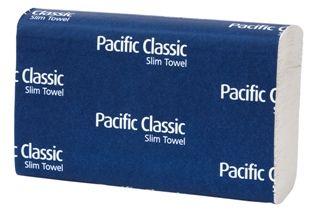 Slim Classic Hand Towel 23x21cm 200 sheets 20 packs