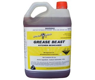 Space Grease Beast Oven Cleaner 5ltr