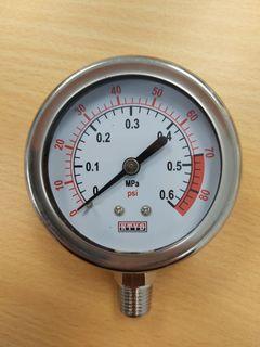 PureWash Pressure Gauge