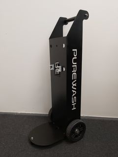 PureWash NZ Made Trolley for Fibreglass Pure Water Systems