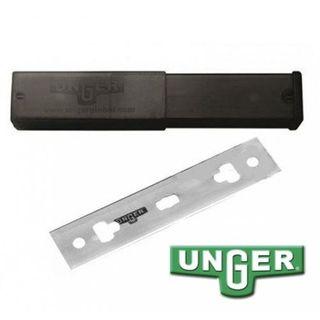 Unger ErgoTec® Ninja S/S Scraper Blades 4 (10perpack)