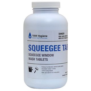 Squeegee Tablets 10 / pack
